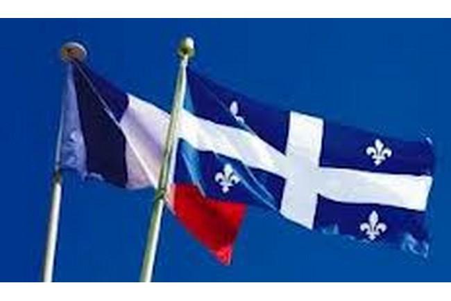 drapeaux france quebec1