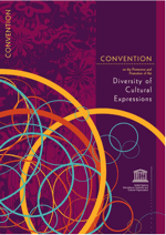 Convention UNESCO for the protection and promotion of the diversity of cultural expressions