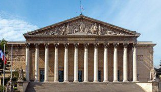 Paris - Assemblee Nationale