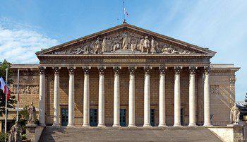Paris - Assemblee Nationale