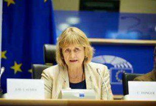Carole TONGUE, President of the European Coalitions for Cultural diversity