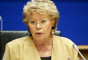 Viviane REDING, former Vice-President of the European Commission and Member of the European Parliament (EPP)