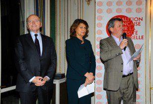 Jacques Toubon, Silvia Costa, et Pascal Rogard